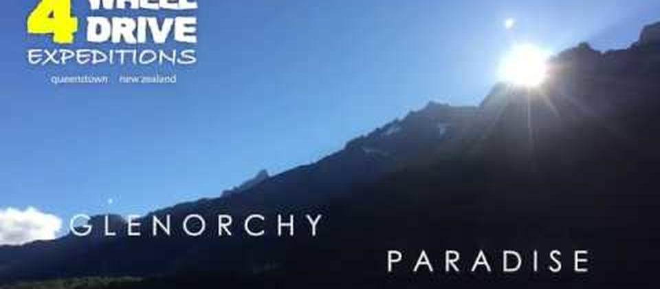 Glenorchy and Paradise, Private passenger tours | 4WD Expedition NZ