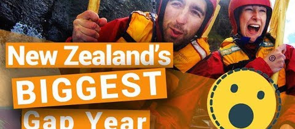 Epic Backpacking in New Zealand - 365 Days: 365 Activities - New Zealand's Biggest Gap Year