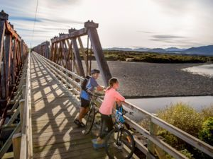 New Zealand's Cycle Trails