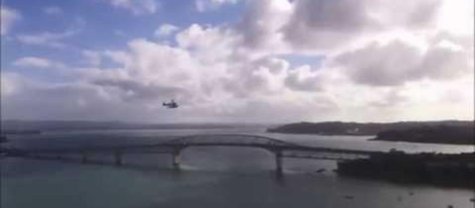 Discovering New Zealand with Auckland Seaplanes