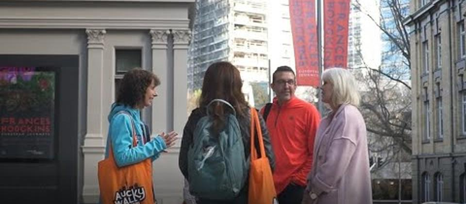 Explore Auckland on foot with Aucky Walky Tours