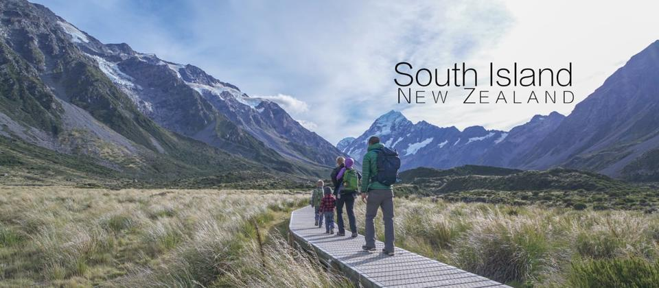 New Zealand // South Island // Adventure with Family
