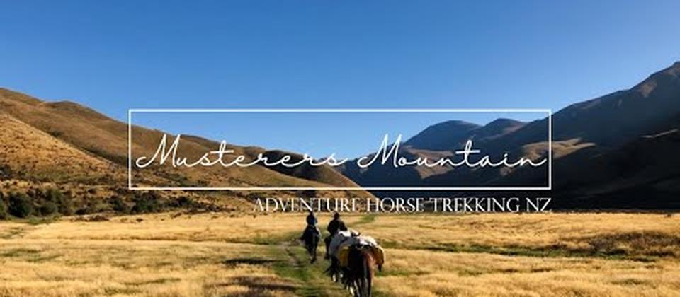 Horseback riding, safaris, trekking, trail riding, pack trails, whatever you are looking for this trail has everything. New Zealand's Southern Alps has scenery to rival Mongolia, Colorado or the Scottish Highlands. Seeing it on horseback with Adventure Ho