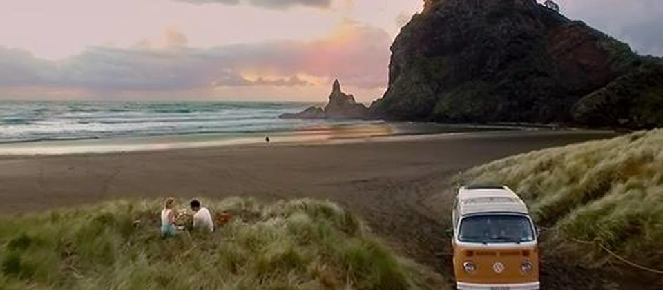 When they dreamed of New Zealand, they never knew their journey would be so spectacular. Watch their road trip from Auckland to Paradise.