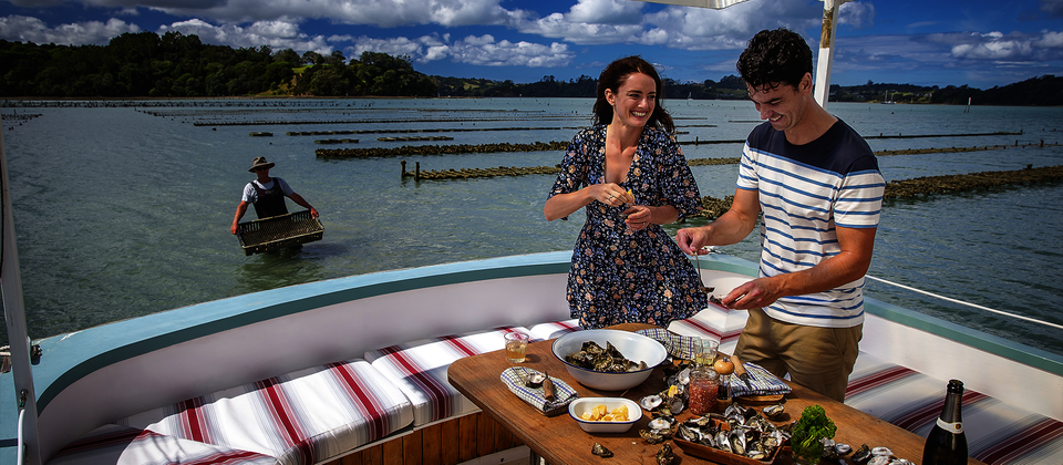 Taste New Zealand's food and wine