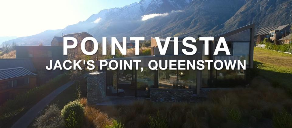 Step Inside the dramatic Point Vista - Jacks Point, Queenstown