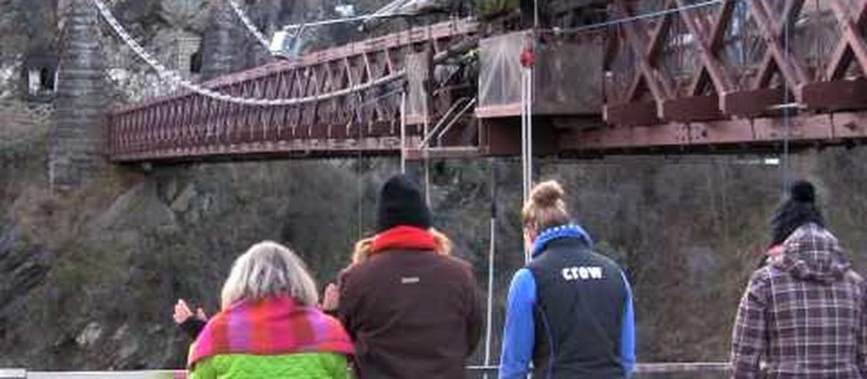 Kawarau Bungy Centre - Venue Video. Queenstown, NZ