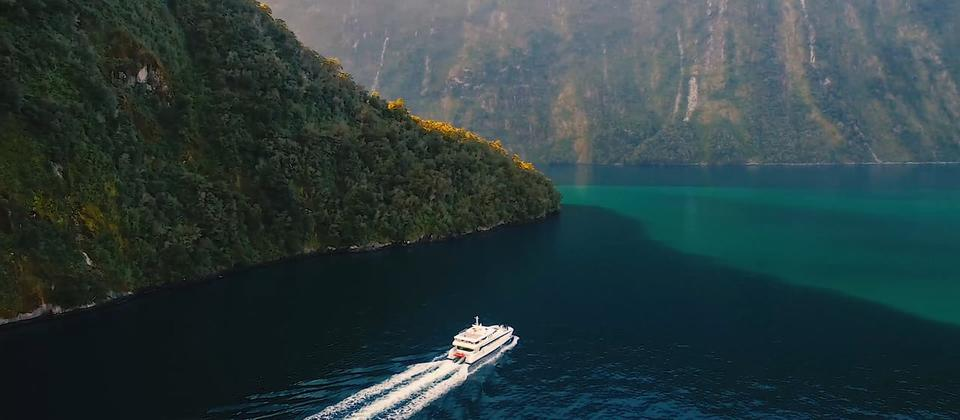 Jucy Gem of the Sound | Milford Sound, New Zealand