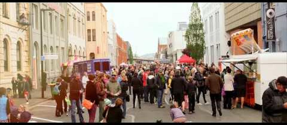 Vogel Street Party | Insiders Dunedin