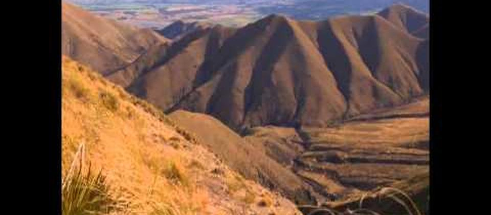 Four Peaks High Country Track, South Canterbury - Destination TV