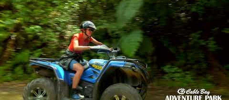 17 Seconds Quad Biking credit George Guille Media