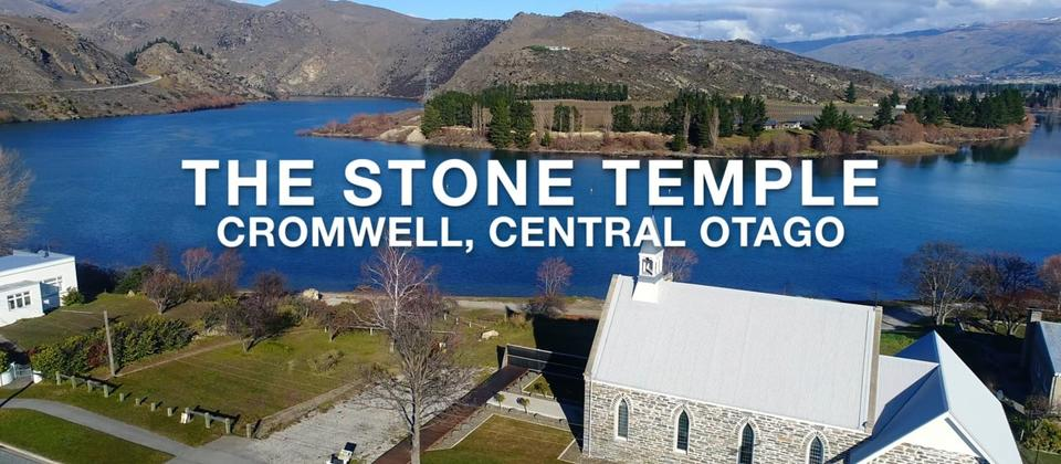 Step inside The Stone Temple, an utterly unique and luxurious converted church - Cromwell, Queenstown Lakes