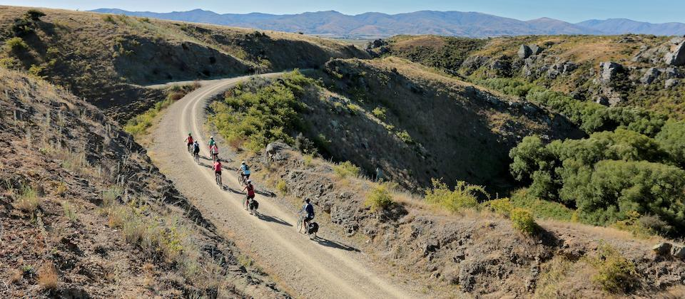 Central Otago Cycling Experience