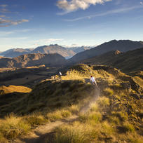 New Zealand is a mountain bike paradise with epic back country trails, mountainous terrain, and breathtaking vistas.