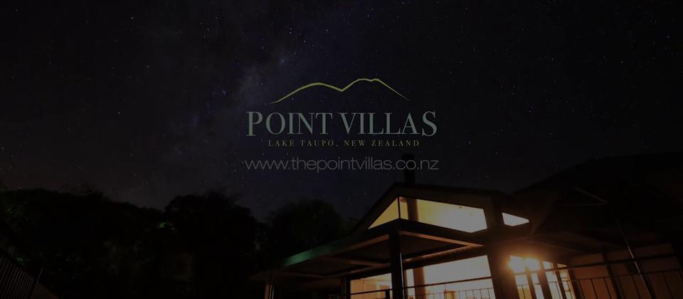 The Point Villas - Lake Taupo, New Zealand