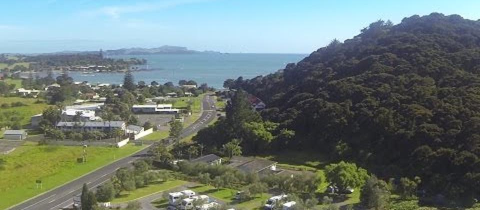 Bay of Islands Campervan Park - Paihia