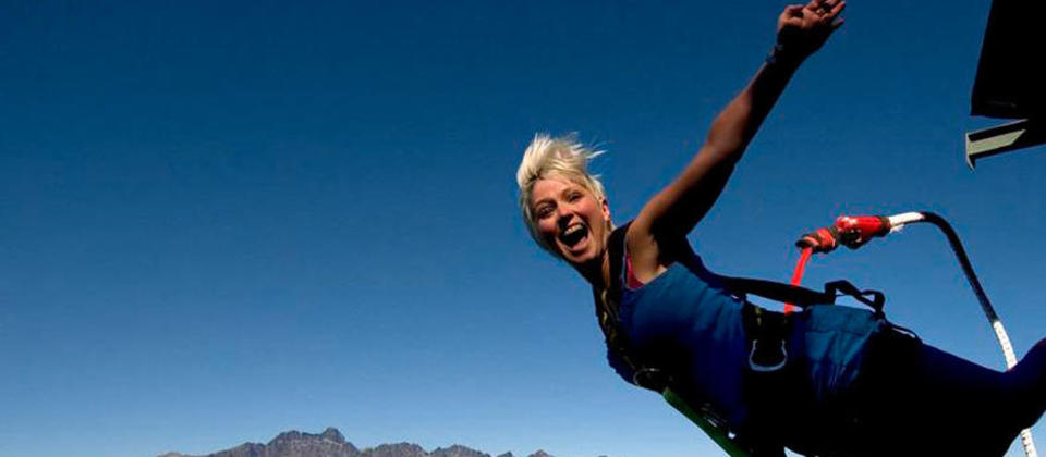 Extreme Bungy Jumping with Cliff Jump Shenanigans! Play On in New Zealand!