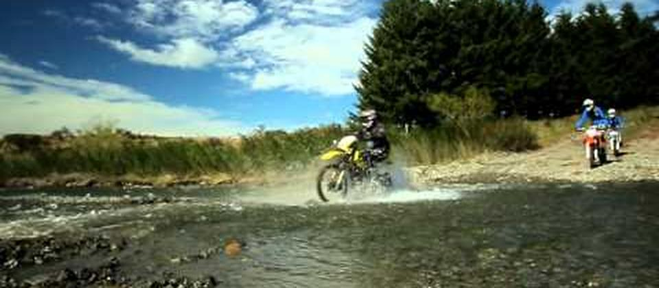 Adventure Trailrides - Offroad Motorcycle Tours Christchurch New Zealand