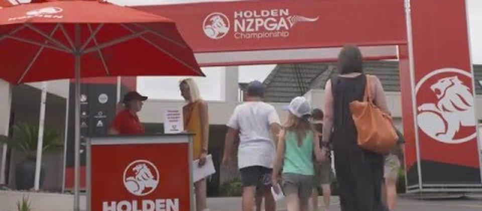 Check out the fun and festivities from the 2016 Holden NZPGA Championship.