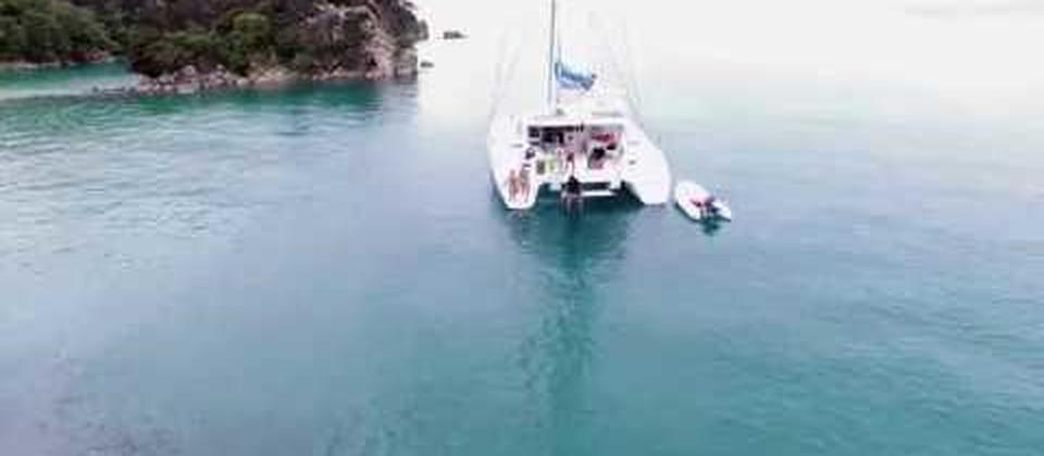 Exclusive Sail Trips in the Abel Tasman National Park