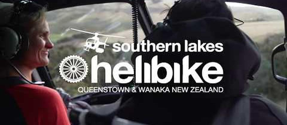 Southern Lakes Helibike from Wanaka & Queenstown