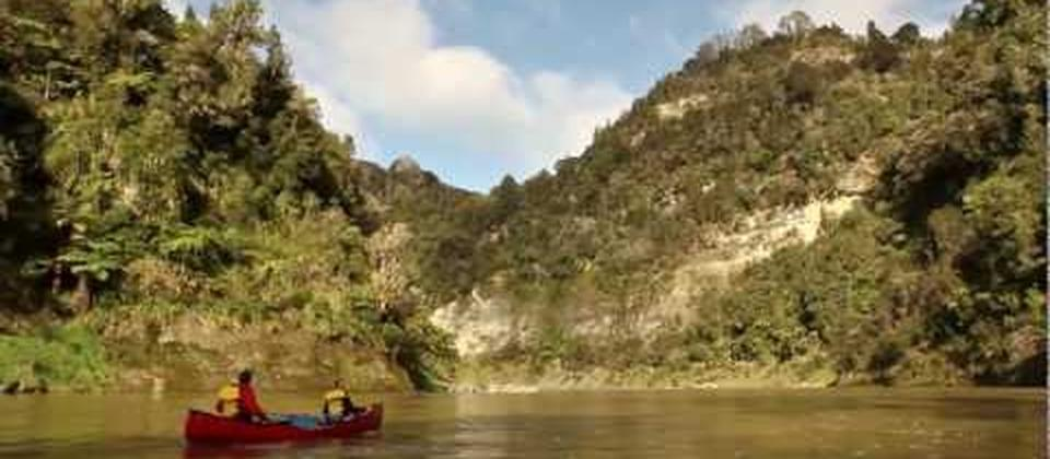 Canoe Safaris, canoe and raft adventures on the Whanganui River. From a one day adventure to a five day holiday, mile after mile of uninterrupted wilderness, quiet tranquil gorges and nice, bouncy, easy rapids, all in rich historical settings. http://www.
