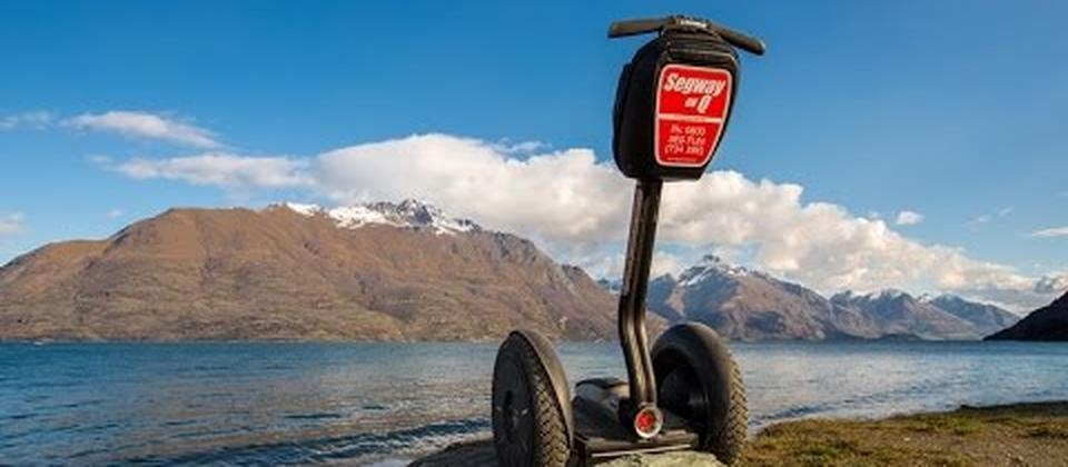 Segway on Q | Shotover Media Queenstown | Promotional Video 2015
