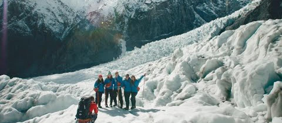 Heli Hike with Franz Josef Glacier Guides