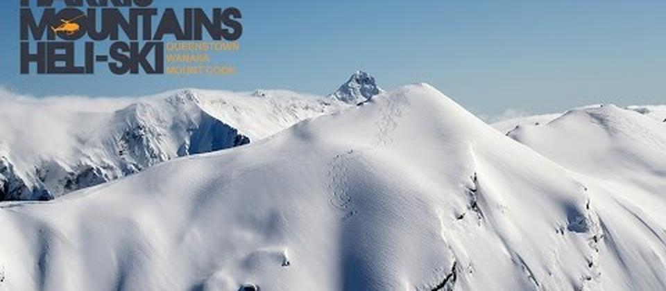 Harris Mountains Heli-Ski - The Powder Playground of Your Dreams