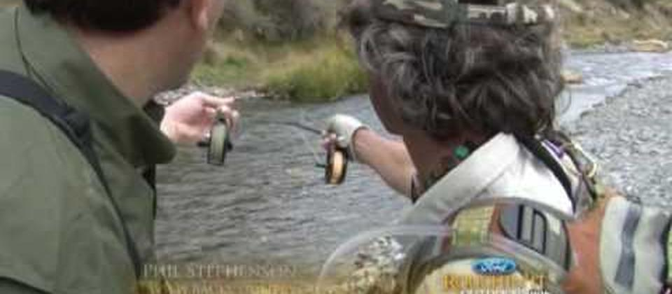 Fly Fishing New Zealand with Backcountry New Zealand Fishing Guides