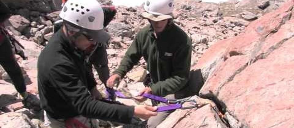Introductory Climbing with Alpine Recreation
