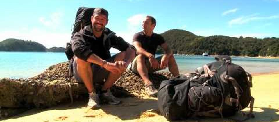 Abel Tasman Coast Track is one of the New Zealand Department of Conservation's nine Great Walks.