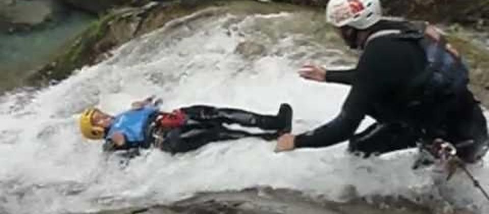 Queenstown & Routeburn Canyoning - New Zealand (NZ)