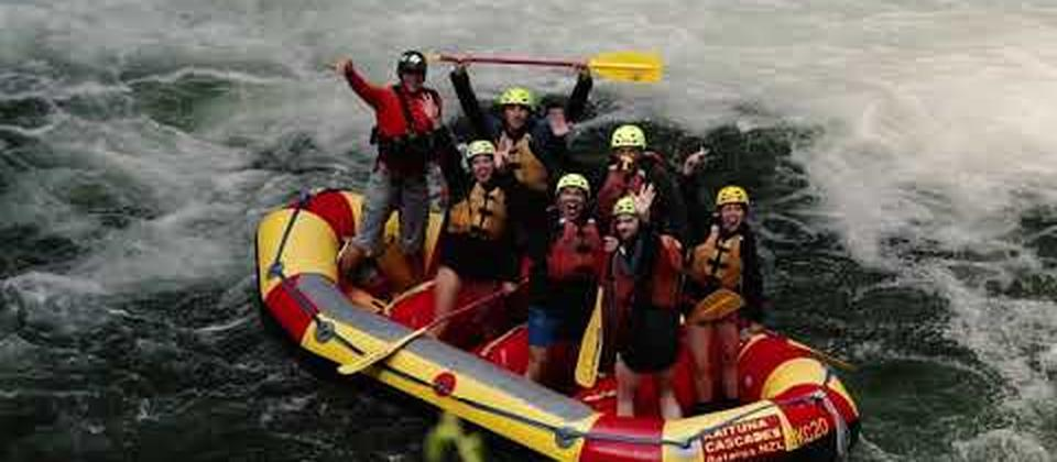 Join the Original Kaituna Rafting Company for an unbeatable white water experience on New Zealand's most exciting and beautiful rivers!