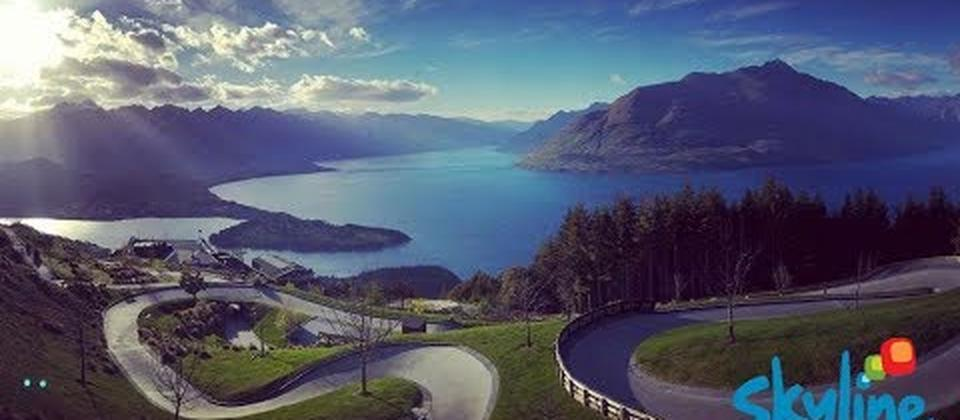 There's More to Enjoy at Skyline Queenstown, New Zealand