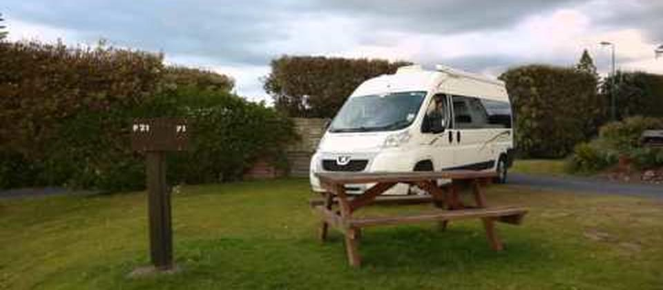 Ohope Beach Accommodation Top 10 Holiday Park Campervan