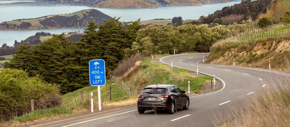 What you need to know about driving safely on New Zealand roads. Learn more: http://www.newzealand.com/int/driving-in-new-zealand/