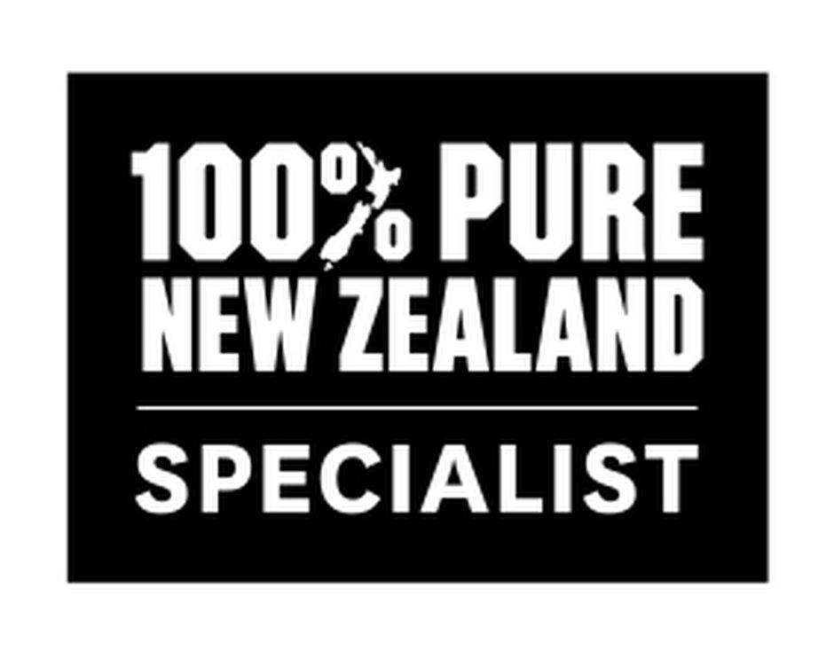100% Pure New Zealand Specialist